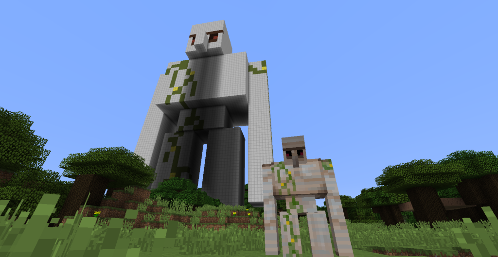 minecraft-screenshot-golem
