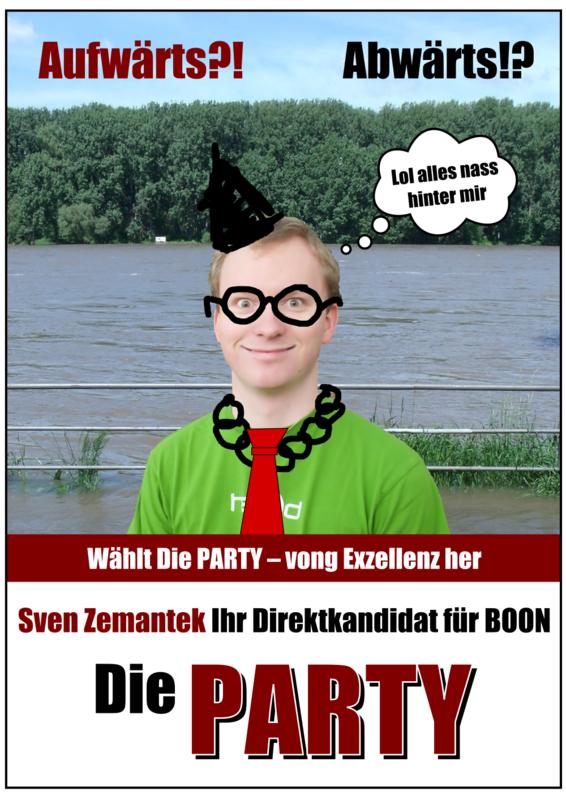 Wenn am Sonntag Landtagswahl wäre, wen würden Sie wählen?