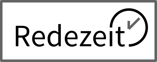 redezeit