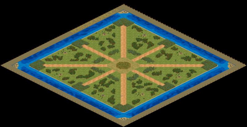 Building the maps for Regicide Rumble 3